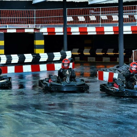 Karting Leeds, North Yorkshire